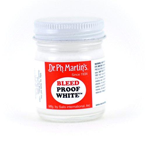 Dr. Ph. Martin's Bleedproof White, 1.0 oz