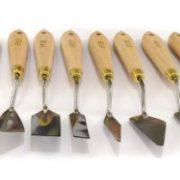 ARTIST PALETTE KNIFE SET -12 piece TOOLS – Supplies NEW!