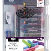 Royal & Langnickel Mini Clearview Oil Pastels