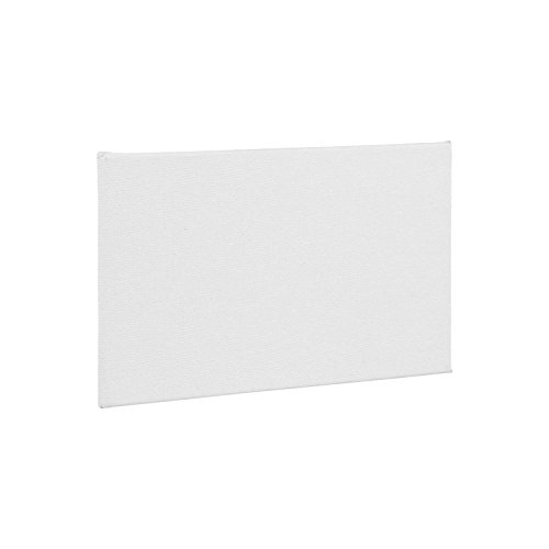 US Art Supply 3 X 5 inch Professional Artist Quality Acid Free Canvas Panels 12-Pack (1 Full Case of 12 Single Canvas Panels)