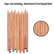 Tombow Recycled Colored Pencils, Assorted Colors, 12-Pack