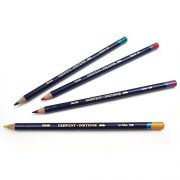 Derwent Inktense Pencils, 4mm Core, Metal Tin, 72 Count (2301843)