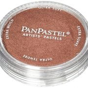 Colorfin PanPastel Ultra Soft Metallic Artist Pastels, 9ml, Copper