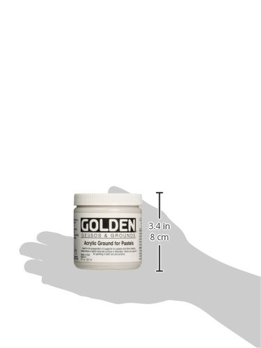 Golden Acrylic Ground for Pastel, 8 oz
