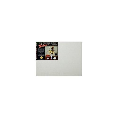 Fredrix Oil Primed Linen Canvas Panels – 12″x16″