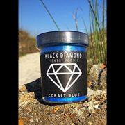 "42g/1.5oz ""IRIDESCENT BLUE"" Mica Powder Pigment (Epoxy,Resin,Soap,Plastidip) Black Diamond Pigments by CCS"