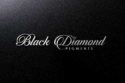 "42g/1.5oz ""Kiwi GREEN/BROWN"" Mica Powder Pigment (Epoxy,Resin,Soap,Plastidip) Black Diamond Pigments by CCS"