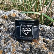"42g/1.5oz ""MIDNIGHT BLUE"" Mica Powder Pigment (Epoxy,Resin,Soap,Plastidip) Black Diamond Pigments by CCS"